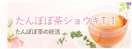 たんぽぽ茶ショウキT-1